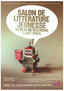 Salon litterature jeunesse 2015