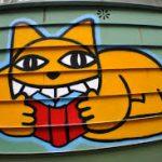chat-jaune