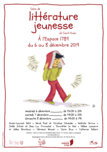 Salon litterature jeunesse 2019